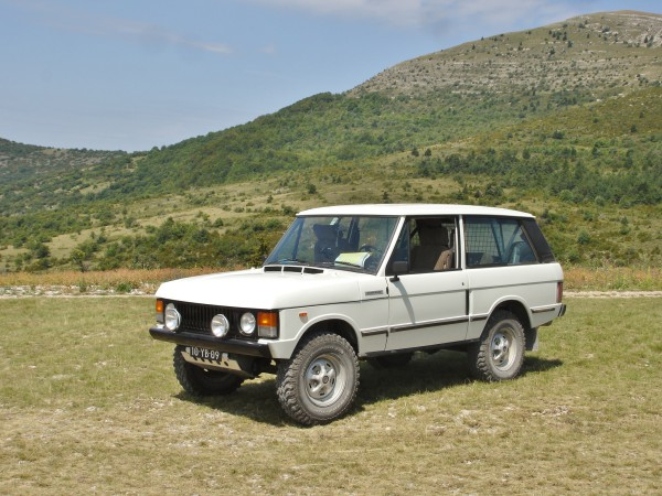 1976 Range Rover classic